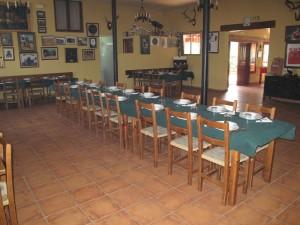 Restaurante comedor Txoriarte